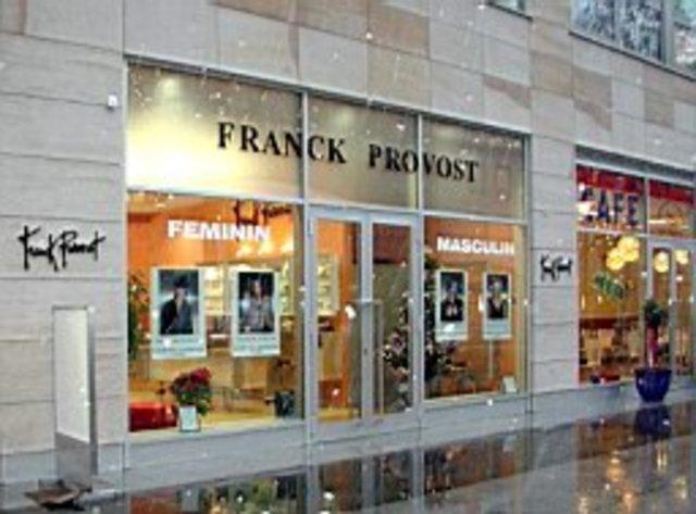 Franck provost na p kop 22 praha sal ny kr sy - Salon franck provost ...